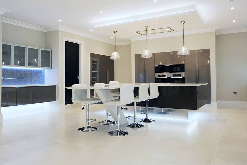 Modern kitchens, Modern design kitchens